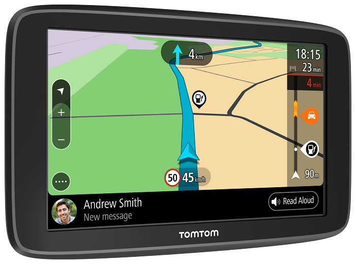 tomtom launches new caravan sat nav model which news. Black Bedroom Furniture Sets. Home Design Ideas