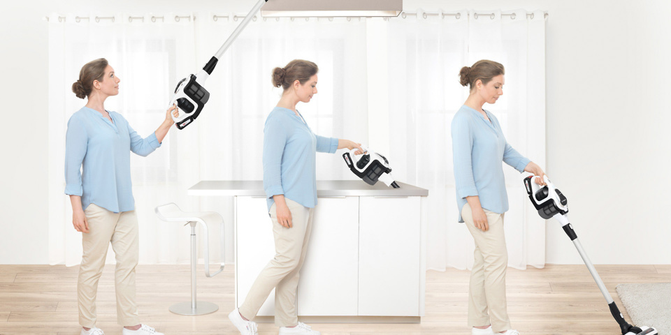 Can The Bosch Unlimited Cordless Vacuum Take On Dyson