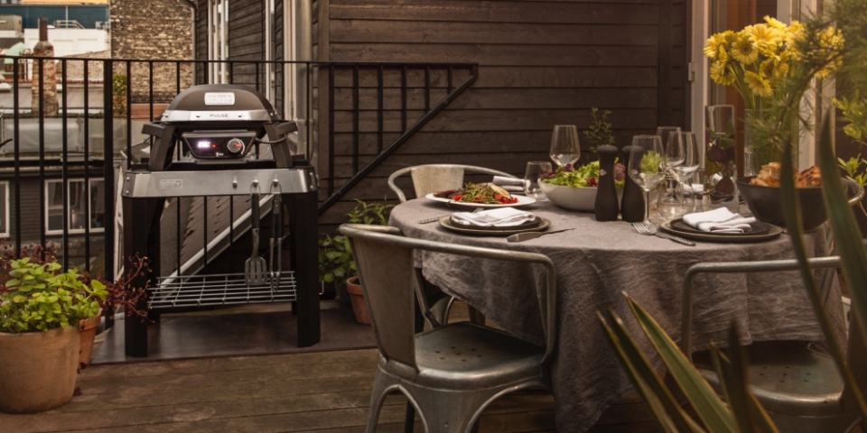 Can an electric barbecue really produce tasty food?