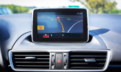Built-in sat nav map updates cost up to £164