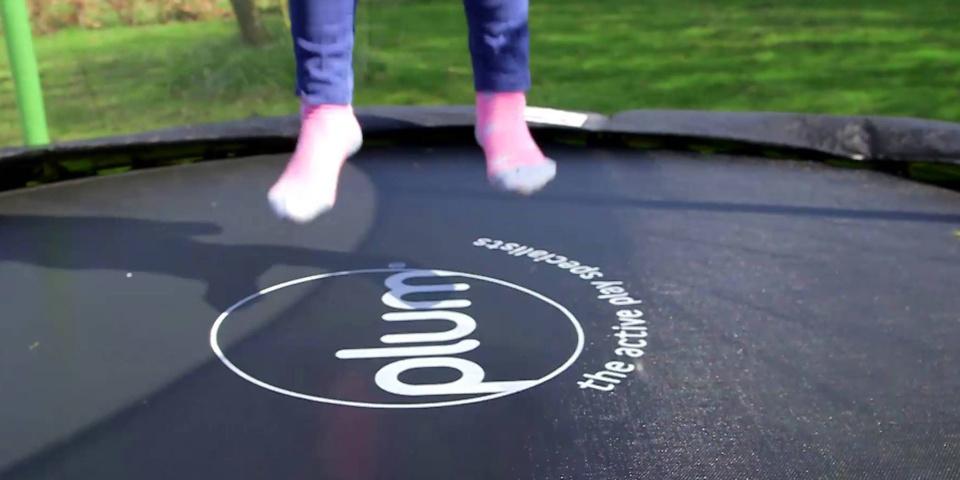 Plum trampoline 8 foot Aldi