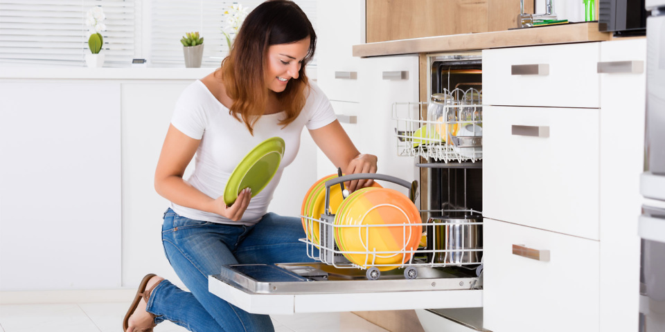 Nine surprising things that can go in the dishwasher