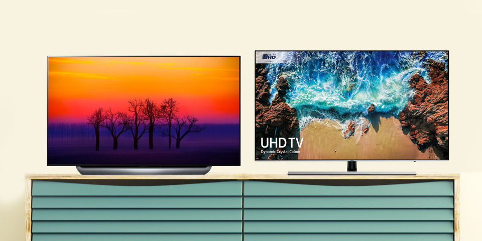 Which? tests pit LG OLEDs against Samsung LCDs to find the TV to beat in 2018