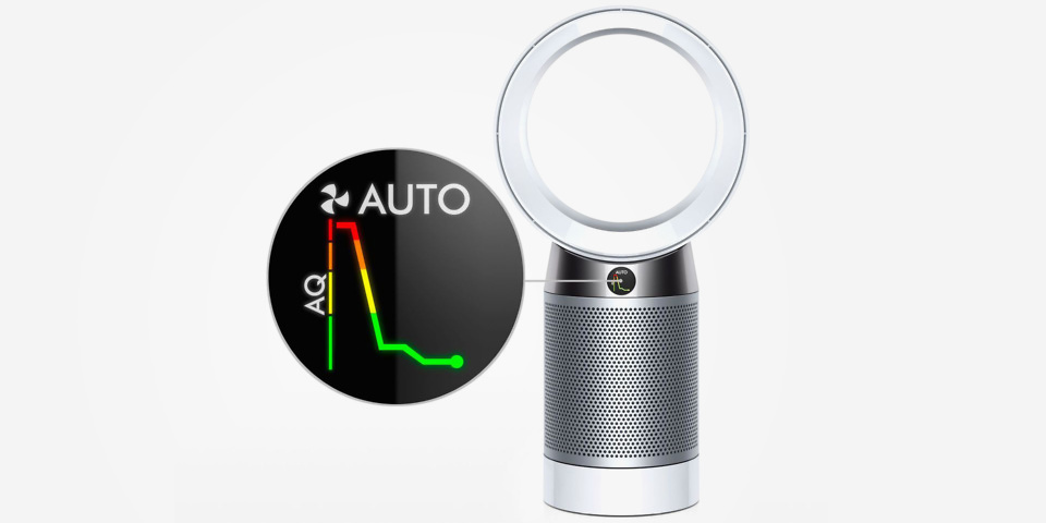 Reviewed Dyson Pure Cool Air Purifiers Which News