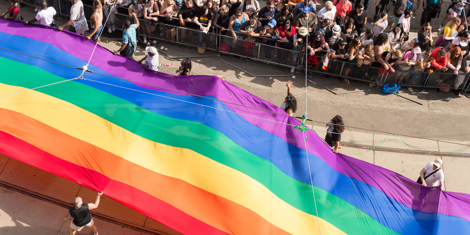 Five smart ways to prepare for Pride