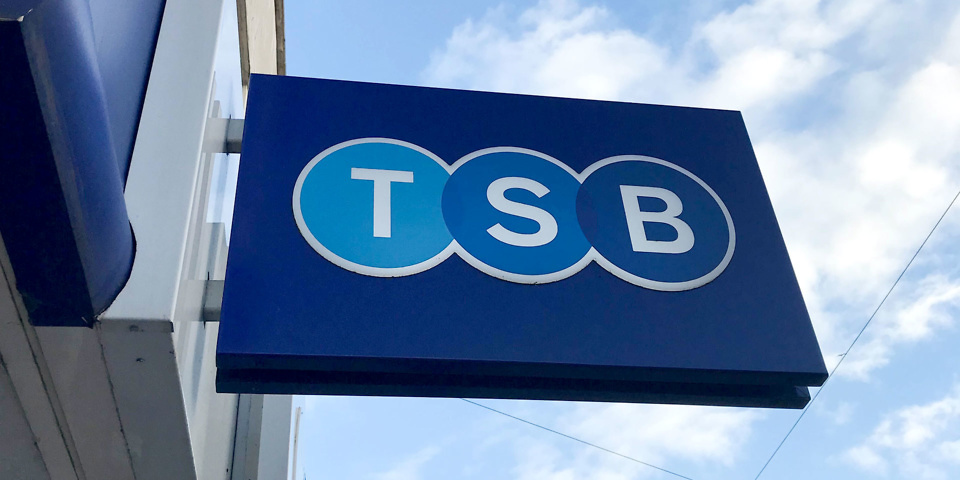 TSB to close 164 bank branches in 2021