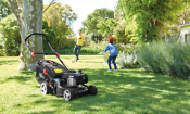 Is the £139 petrol lawn mower from Lidl any good?