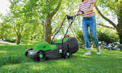 Lidl FRM 1220 D3 electric lawnmower