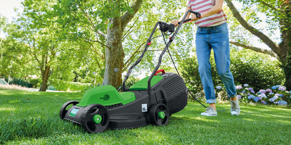 Is Lidl's £35 electric lawn mower a bargain?