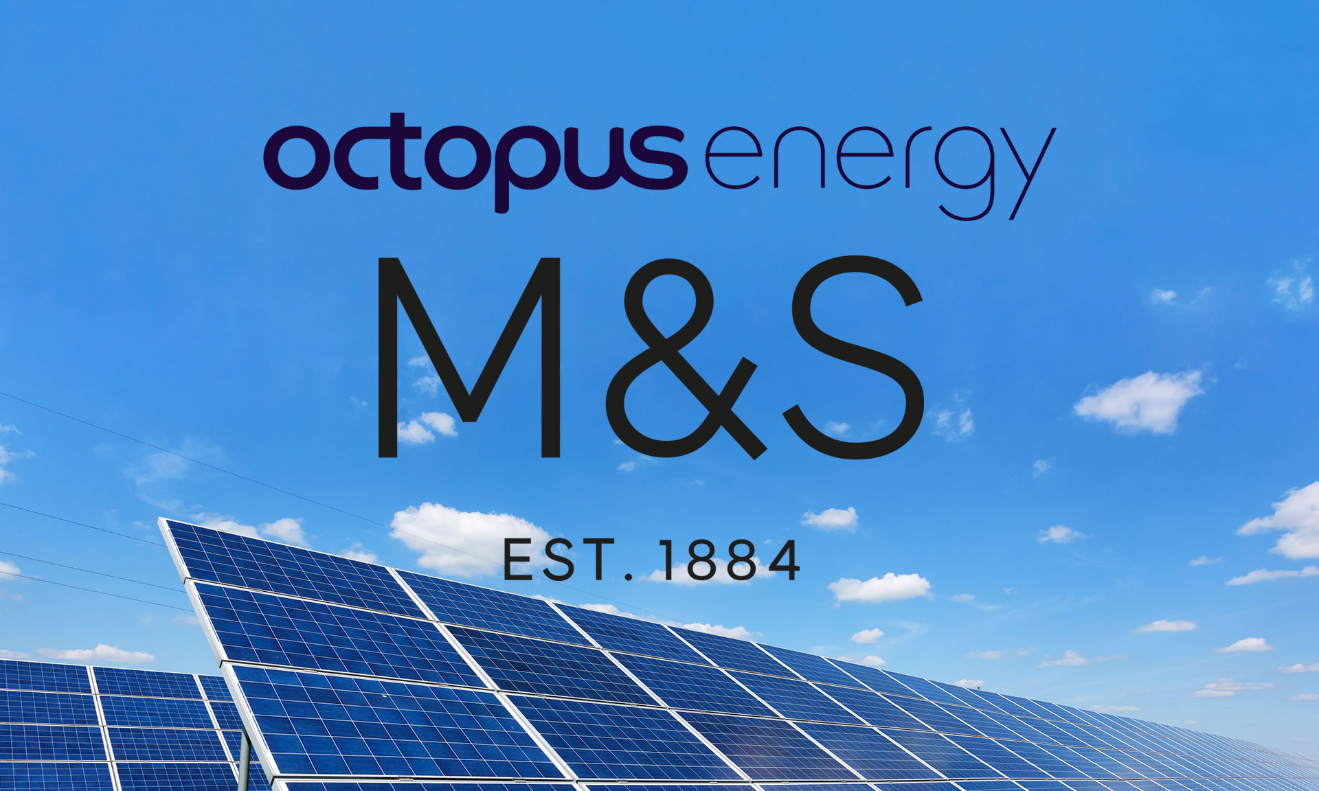 Octopus Energy And M Amp S Energy Announce Partnership Which