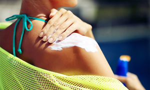 Five things you should never do with sun cream