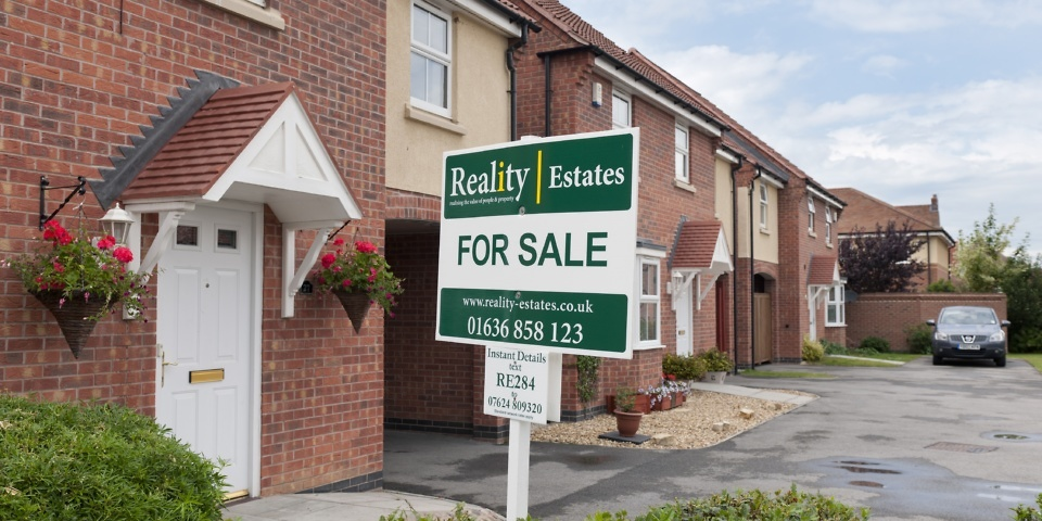 Revealed: the area where selling a house takes nearly eight months