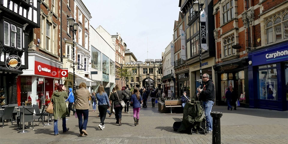 What does the future hold for the British high street ...
