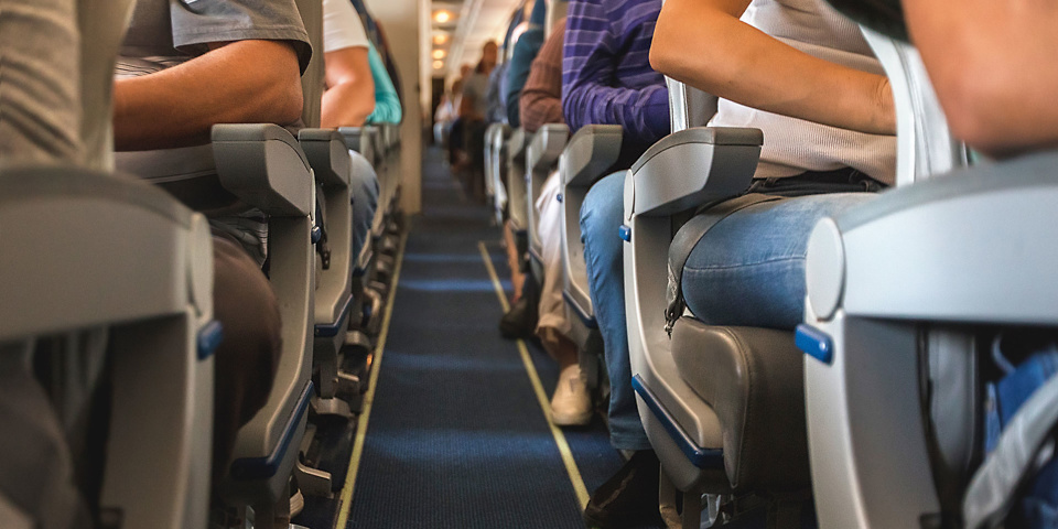 Want more legroom on your next long-haul flight? Try a budget airline