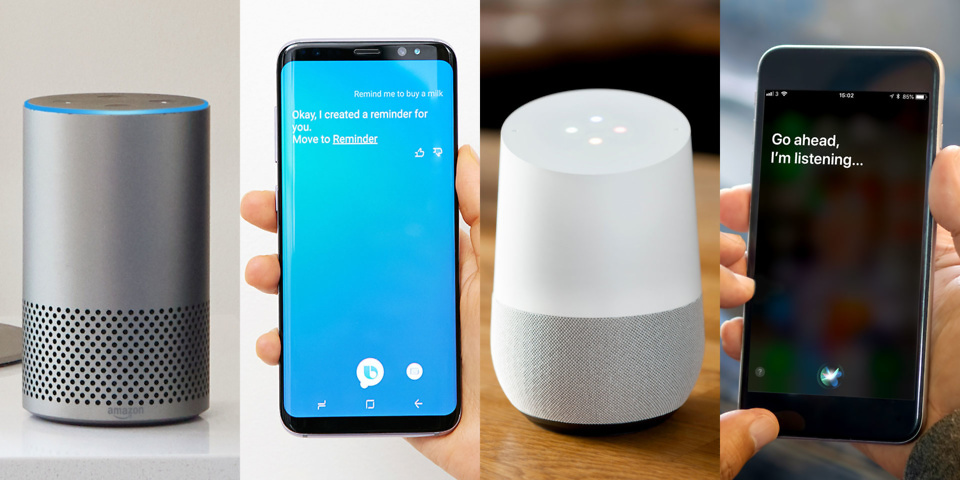 Alexa beats Bixby, Google Assistant and Siri in our battle of the voice assistants