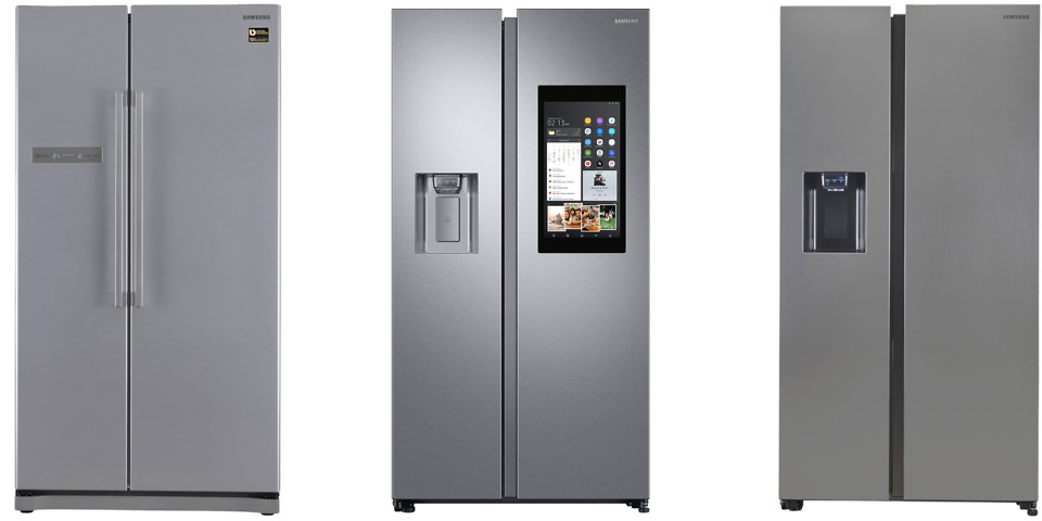Just how good are Samsung American fridge freezers?