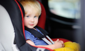 One in four car insurance policies don't cover child car seats