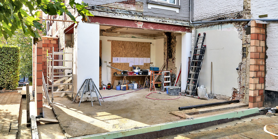 The five home improvements most likely to blow your budget