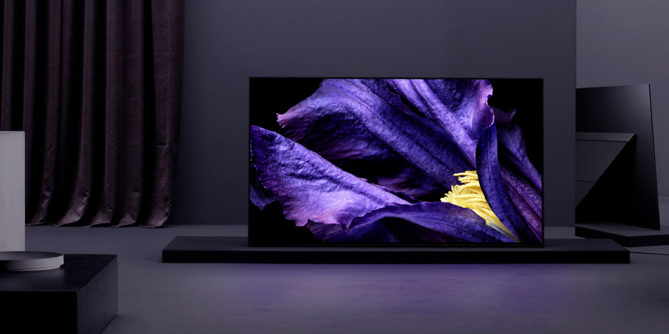 New Sony Master Series TV range introduces a new OLED