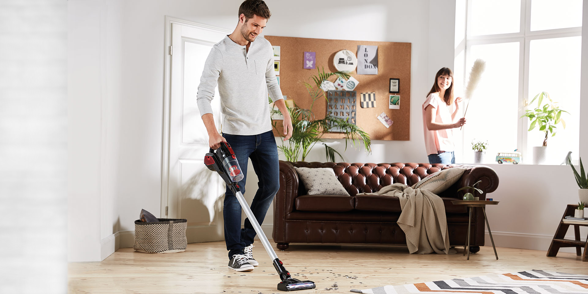 Lidl is selling a bargain cordless vacuum cleaner this