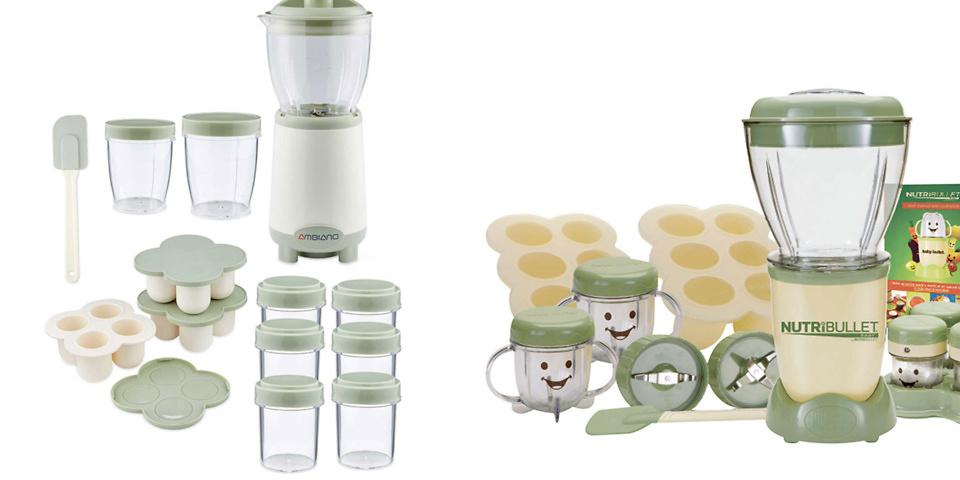 aldi ambiano baby food nutrient blender vs nutribullet. Black Bedroom Furniture Sets. Home Design Ideas