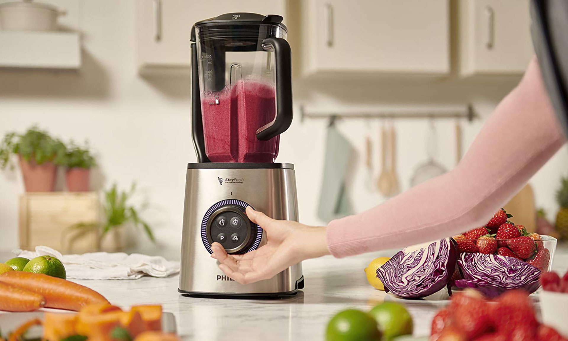 Image by Fresh Living on Philips Vacuum