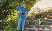 Is Lidl's £60 Parkside PHD 135 pressure washer any good?