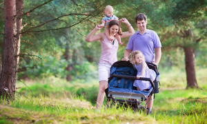 Most popular double pushchairs for summer 2018
