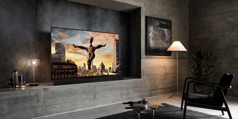 High end OLEDs, QLEDs and LCD TVs from LG, Panasonic and Samsung reviewed