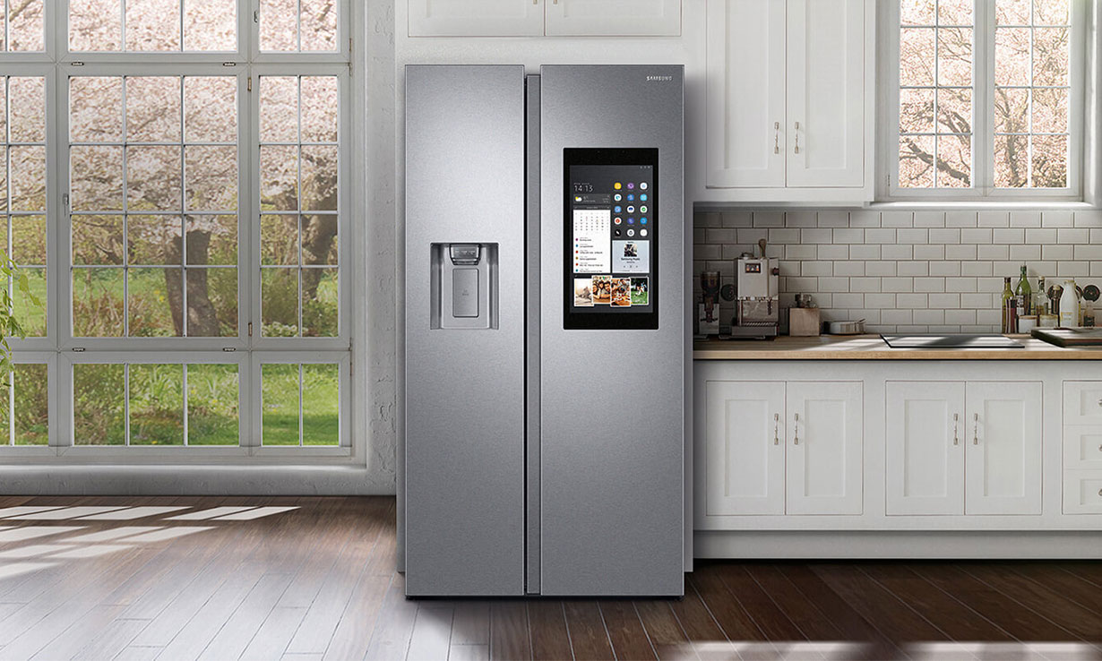 512bafaae893 For a start, while there are dozens of Samsung American-style fridge  freezers available, without exception they're stylish and packed full of  features.