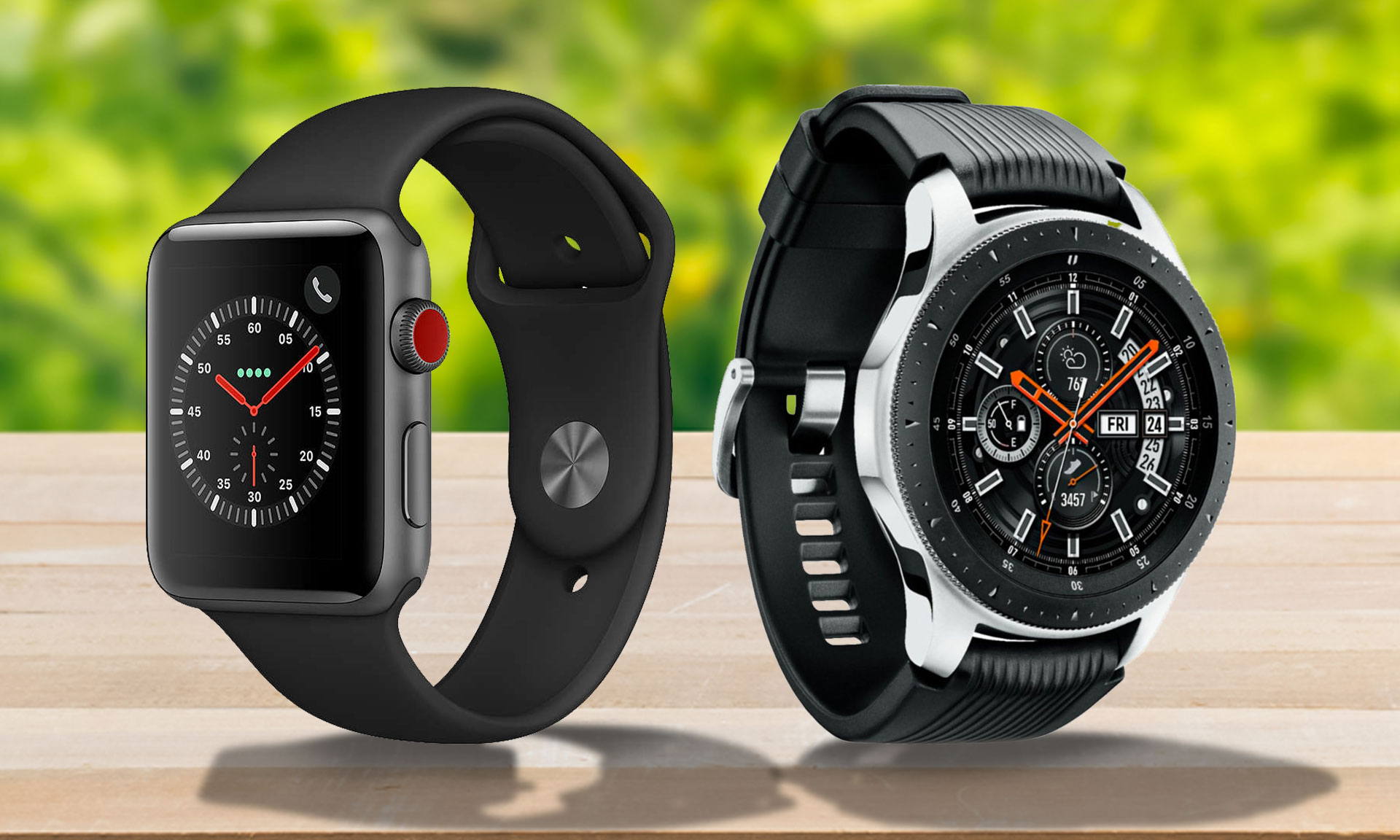 409d410a4a9cd Samsung Galaxy Watch vs Apple Watch vs Gear S3 – which smartwatch should I  buy