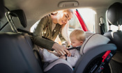 Is your child car seat dirtier than your toilet?