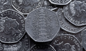 Is this rare 50p more valuable than the Kew Gardens coin?