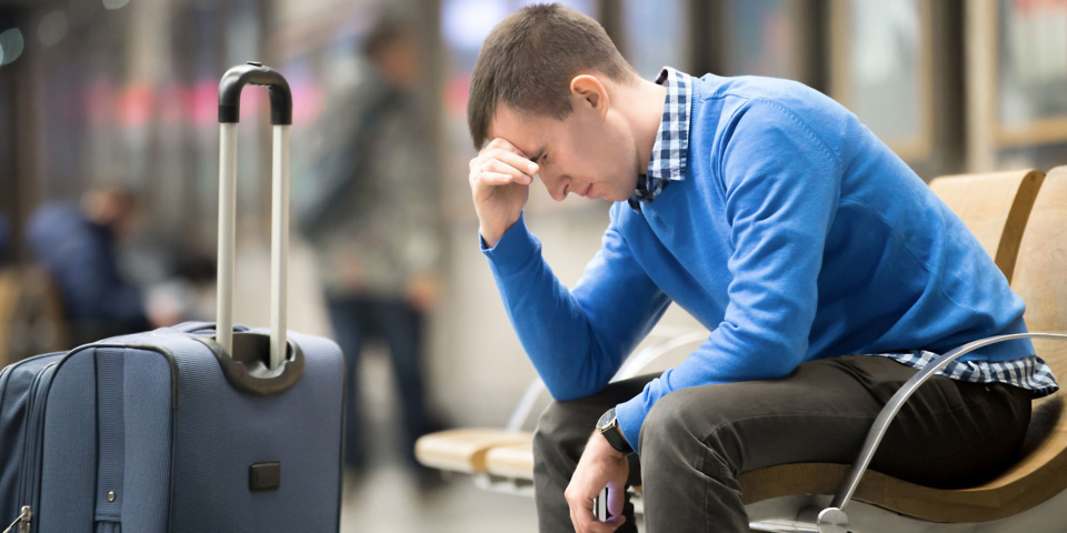 Flight plight: 1.3 million passenger journeys at least three hours late