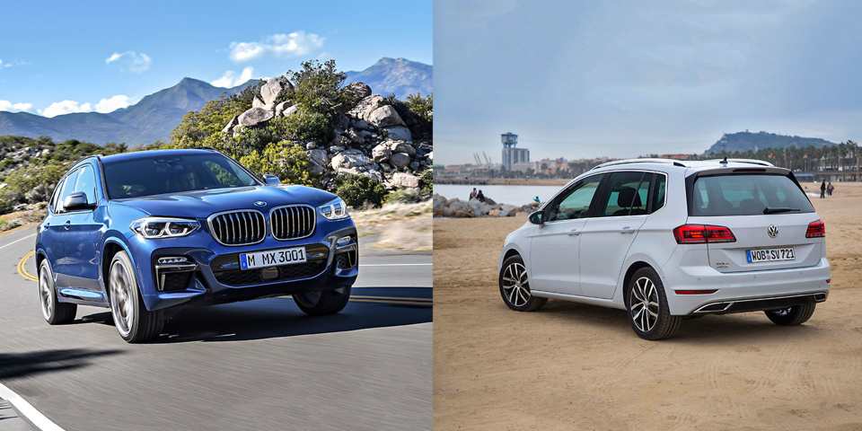 Family SUVs reviewed – plus sporty alternatives