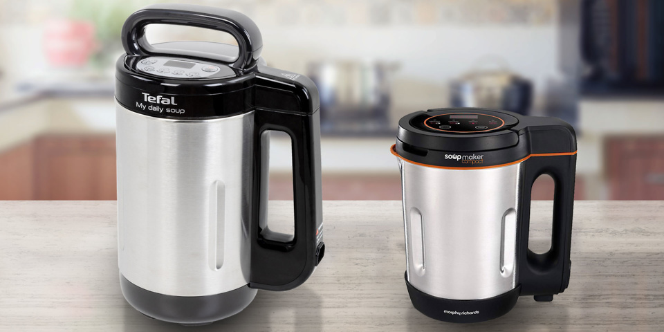 Morphy Richards Vs Tefal Which Soup Maker Is Better Which News Morphy richards 501025 perfect soup maker down with a bowl of fresh metallic new. morphy richards vs tefal which soup