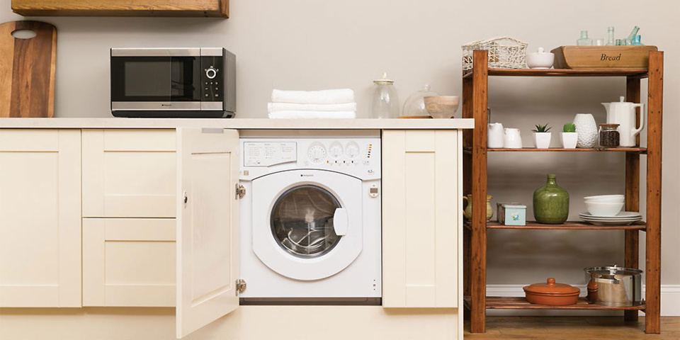 Five Things You Need To Know About Integrated Washer Dryers