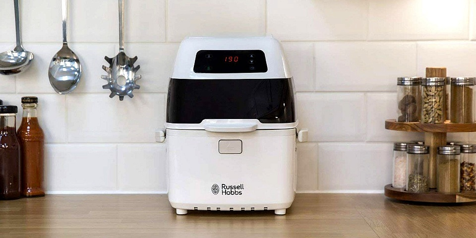 Russell Hobbs Cyclofry: can it take on the big air fryer brands?
