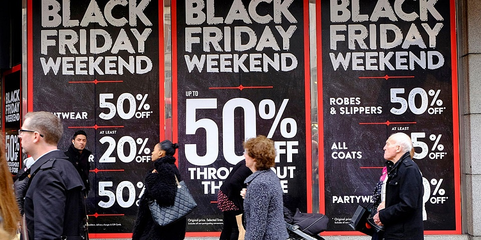 Black Friday deals not such a bargain after all