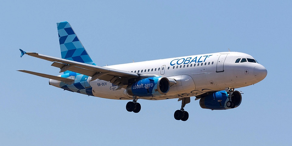 Cobalt: Cypriot budget airline goes bust
