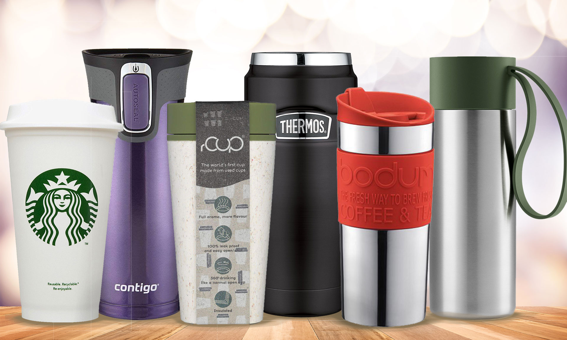 Best Reusable Coffee Cups And Travel Mugs Revealed Which News