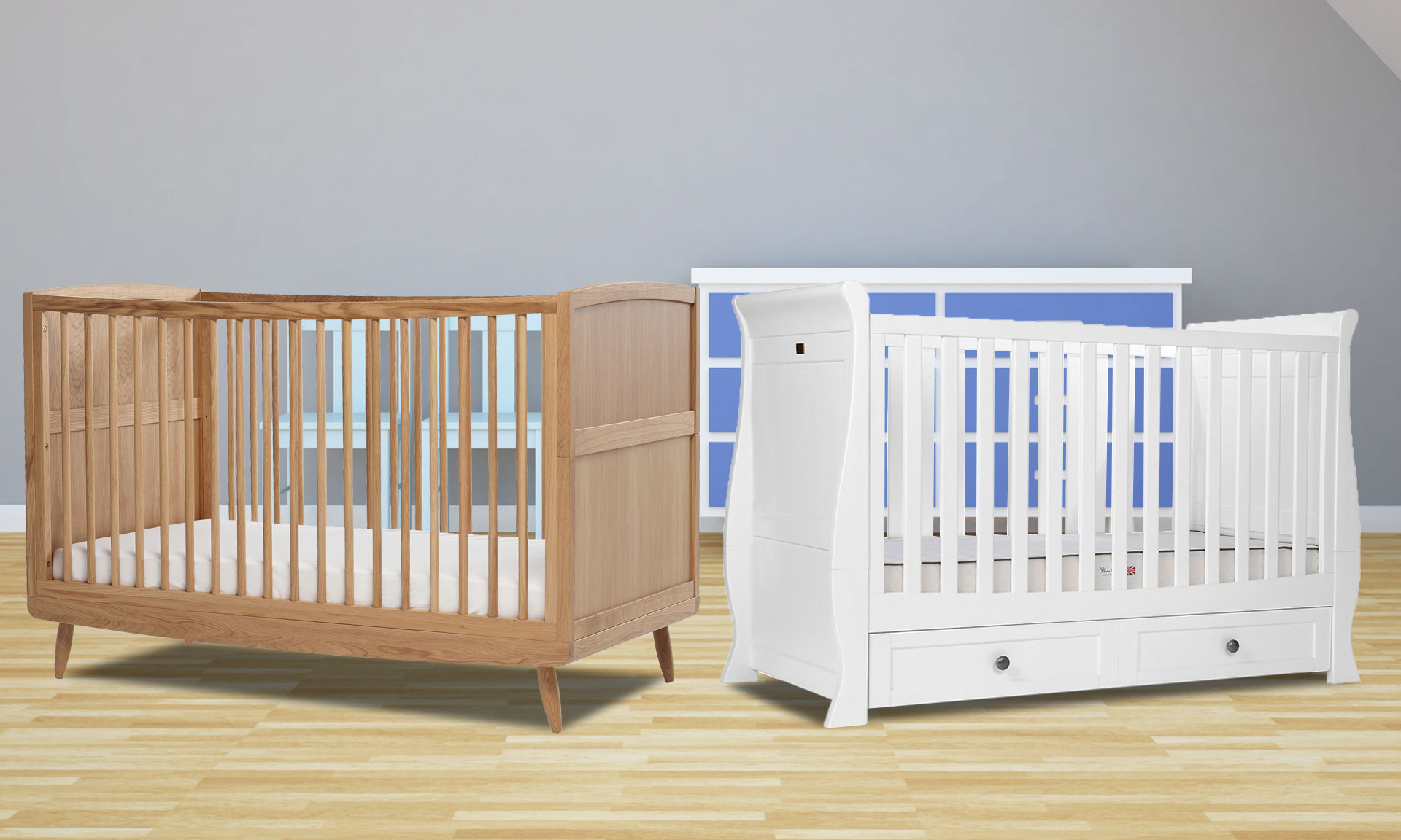 Cot Bed Buy One Get One Free Nursery Decoration & Furniture Baby