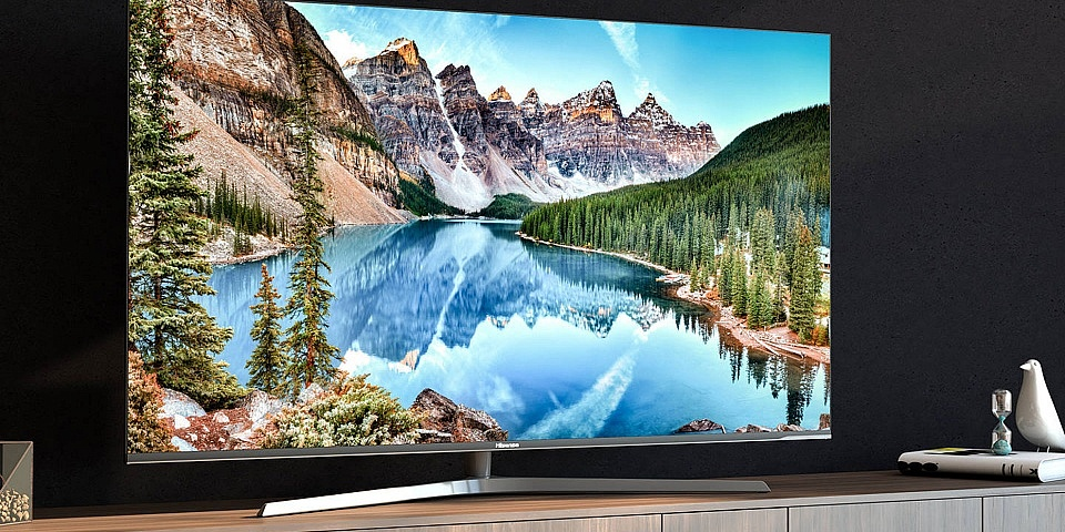 A 65-inch Hisense for under £1,000 and Samsung QLED reviewed