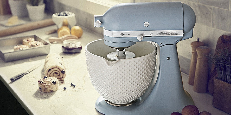 Swell Kitchenaid Launches Limited Edition Mixer For 100 Year Download Free Architecture Designs Scobabritishbridgeorg