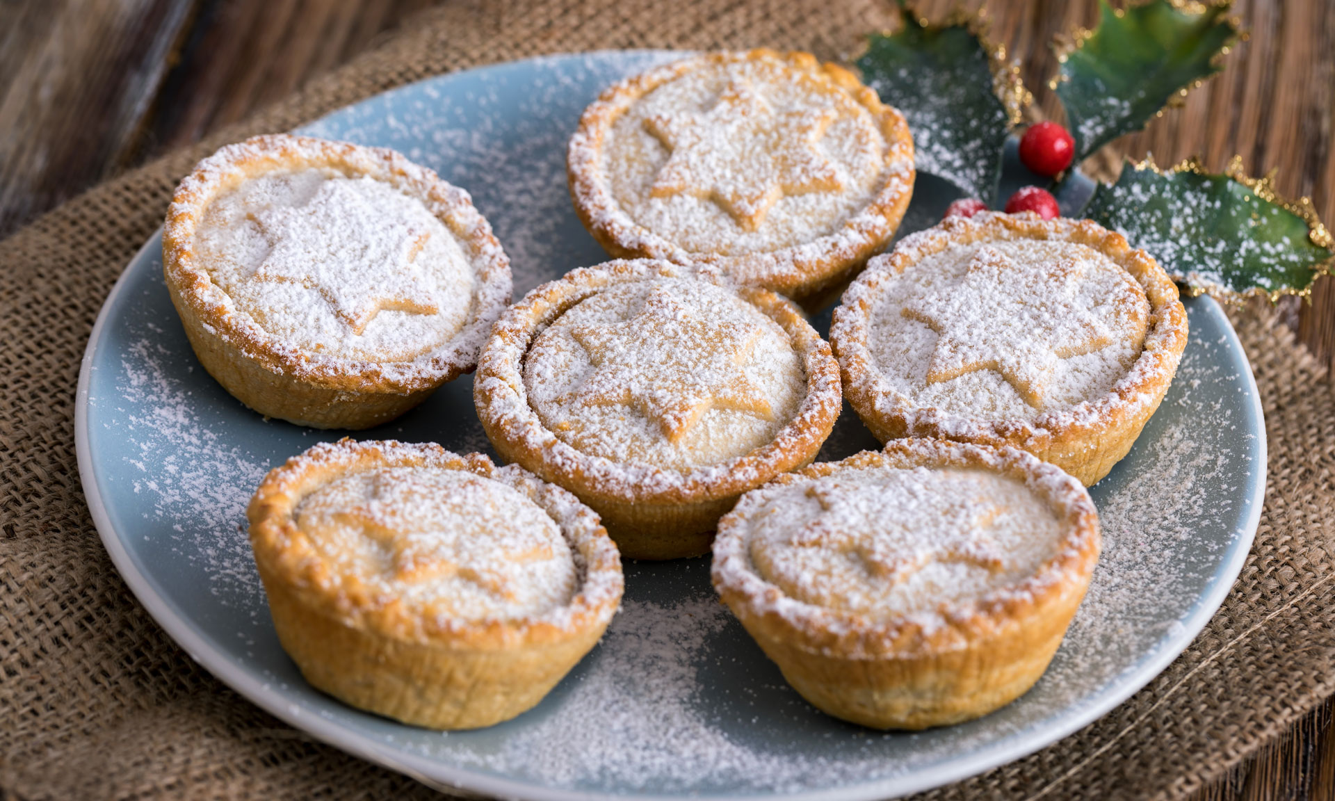 53ff3a93030 Asda premium mince pies voted best from supermarkets for Christmas 2018