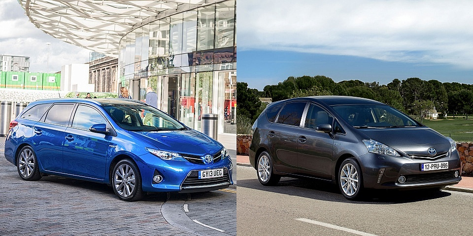 Toyota recalls 55,000 hybrids in United Kingdom over 'stalling' fault