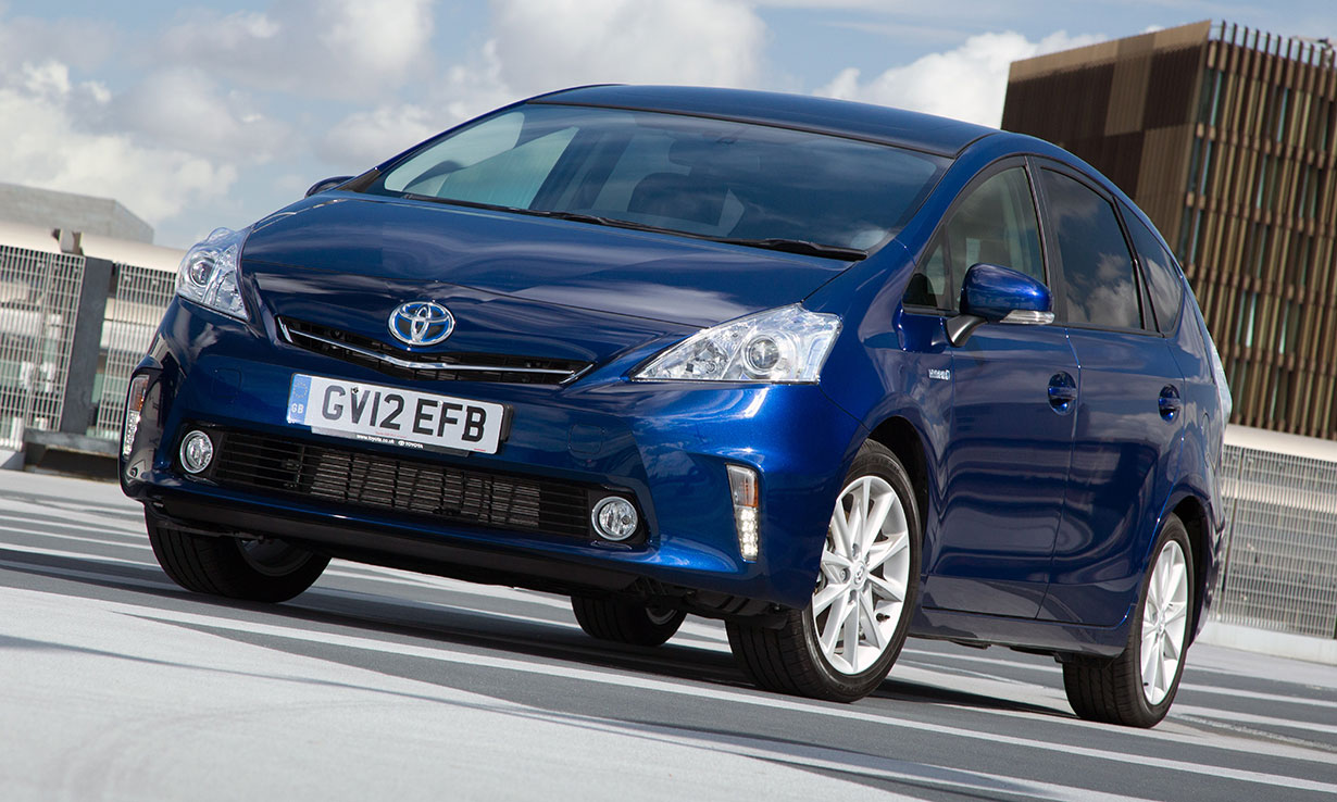 Toyota announces new recall of 2.4 million hybrid cars