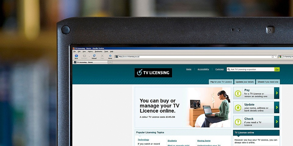 More than £830k lost to TV Licensing scam