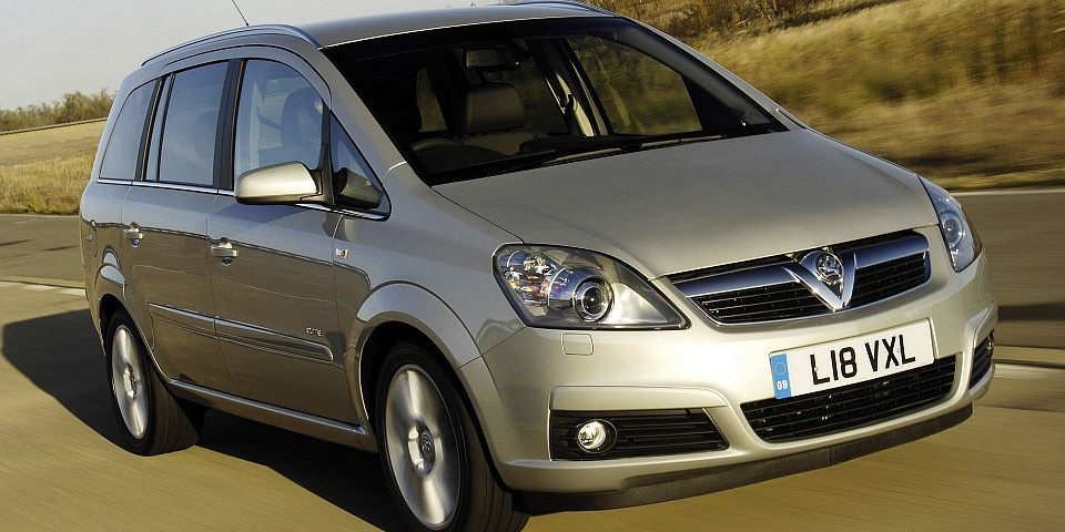 Urgent Vauxhall recall affects more than 40,000 Zafira cars in the UK