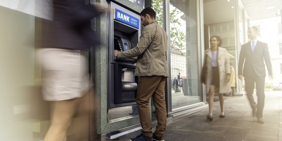 Communities hit by cash machine closures can now request a free ATM